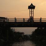 Abendstimmung in Ayutthaya