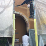 既存の外壁補修工事