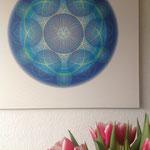 Lebendiges Mandala, WL-01 © Susanne Barth