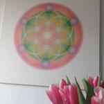 Lebendiges Mandala, WL-07 © Susanne Barth