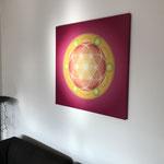 Lebendiges Mandala, Kongruenz © Susanne Barth