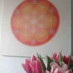 Lebendiges Mandala, WL-10 © Susanne Barth