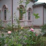 「八幡山の洋館」国指定 登録有形文化財