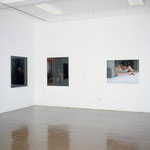 """Kammer"", Diploma at the Kunsthaus Essen, july 2001, room 3"