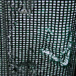 Schattierung mit Verglasung Gewächshaus