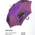 74059P Lang automatisch - 72557P Mini light Provence