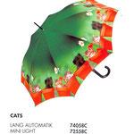 74058C Lang automatisch - 72558C mini light katten