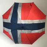 55863 vlag Norway lang Y not (zie ook merkparaplu's Y-Not ?)