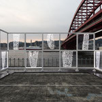shakkei-kobe port     2017     (港都KOBE芸術祭・北公園)  撮影:福永一夫