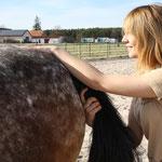 Behandlung lumbosacraler Faszien, Beckenbehandlung