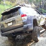"Universal Skid Plate 1/4"" Thick Plate Steel - Toyota 4 Runner"