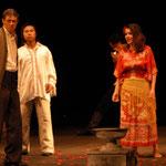 Michael J. Schwendinger (Conte Carnero) - Zhong Yiming (Sandor Barinkay) - Antoaneta Mineva (Saffy)