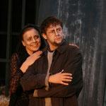 Sabine Mach (Antonia) , Michael J. Schwendinger (Dr. Carrasco)
