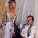 Elisabeth Pratscher (Susanna) - Michael J. Schwendinger (Figaro)