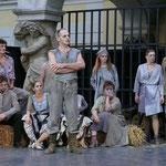Mann von La Mancha (Ensemble)