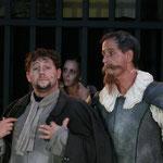 Michael J. Schwendinger (Herzog) , Rene Rumpold (Cervantes)