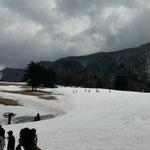 丸沼スキー場!