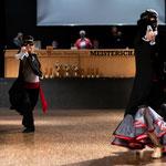 Zorro, 2019, mit Ines Dimitrova/ Foto: AR Fotografie