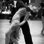 Deutsche Meisterschaften 2014, mit Sabine Hartke/ Foto: Marie Eisenhardt