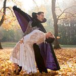 Vampires, 2015, mit Ines Dimitrova/ Foto: Elsa Quarsell