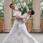 Hochzeitsshow, 2013, mit Ines Dimitrova/ Foto: R. Tietz