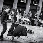 Nordic Open, Kopenhagen 2014, mit Ines Dimitrova/ Foto: Lone Israelsen