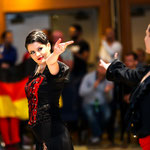 Pirates, 2014, mit Ines Dimitrova/ Foto: DanceSport Photography by Alexander Rowan