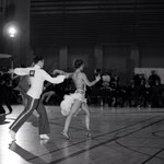 Nordic Open, Kopenhagen 2014, mit Sabine Hartke/ Foto: Marie Eisenhardt