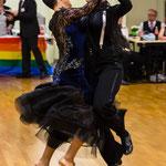3. Kleeblatt Turnier, Fürth 2015, mit Ines Dimitrova/ Foto: Schöne Bunte Filme: Kari Hennig