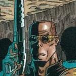 Joe Scummer - Heavy weapons expert