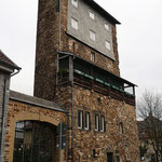 """Weberturm in Goslar. Teil der ehemaligen Stadtbefestigung."" Fotograf: Ramessos, Quelle: de.wikipedia.org"