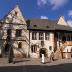"""""""Gotisches Rathaus in Goslar."""" Fotograf: Kassandro, Quelle: de.wikipedia.org"""