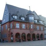 """Kaiserworth, Goslar."" Fotograf: Tobias Helfrich, Quelle: de.wikipedia.org"