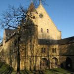 """""""Rueckseite der Kaiserpfalz, Goslar."""" Fotograf: Kassandro, Quelle: de.wikipedia.org"""