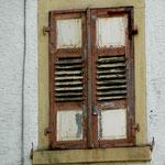 Fensterläden gehören in Eschelbronn und Neidenstein zu einem ordentlichen (herkömmlichen) Haus.