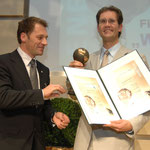Energy Globe Award 2007 für Ultrafiltration - Dipl.Fachwirt Siegmund Appl, MSc.