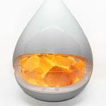 Difuser mit integrierter Salzlampe