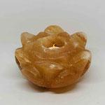 Salzteelichthalter Lotusblume groß
