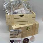 Geschenkbox aus Holz groß
