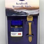 Manuka Honig MGO 400+  250g (Manuka Health New Zealand) Geschenkbox mit Kirschholzlöffel