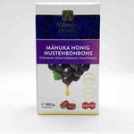 Hustenbonbon Manuka und Schwarze Johannisbeere MGO 400+ (Manuka Health New Zealand)