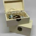 Geschenkbox aus Holz klein