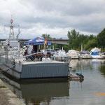 Marinekameradschaft auch in Aschaffenburg.