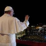 Franziskus der 1., beste Grüße vom Attersee!