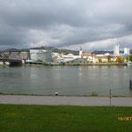 Urfahr, auch ein schöner Teil von Linz ;-)