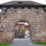 Nürnberg wie im Bilderbuch.