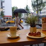 Samstag, 7.9.2013, Regentag nicht nur in Offenbach. Zeit für www ;-))