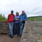 Meine Freunde aus Sizilien-Zeiten, Hans und Marion, besuchen mich.