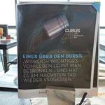 Lebensweisheit im CUBUS-AEC/Urfahr