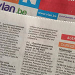 Vlan - Journal Belge - Edition Juin 2014